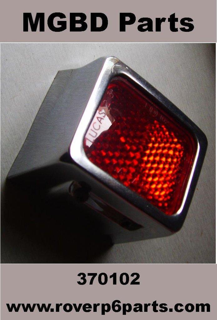 Rover P6 Rear Light
