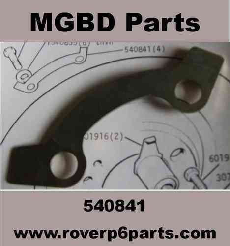 LOCK WASHER DRIVESHAFT TO DIFF