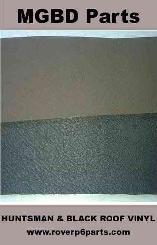 BLACK ROOF VINYL COVERING MATERIAL